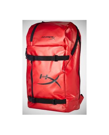 kingston HyperX SCOUT Plecak, Czerwony