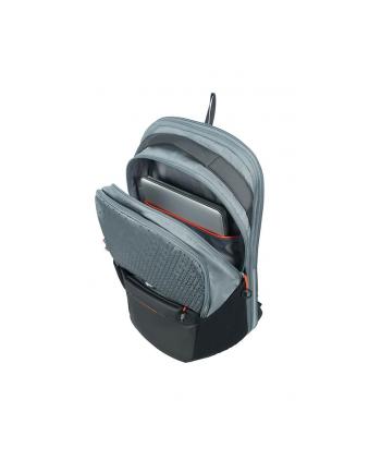 Plecak M SAMSONITE CO538003,HEXA-PACKS 15,6''Exp.,komp,tblt,kiesz. szary nadruk