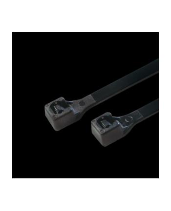 LOGILINK Zestaw opasek zaciskowych 100szt. dł. 40cm, czarne