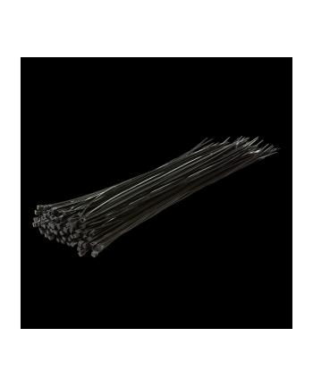 LOGILINK Zestaw opasek zaciskowych 100szt. dł. 50cm, czarne
