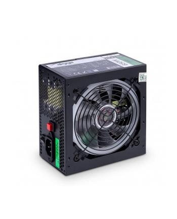 Akyga Zasilacz komputerowy ATX Pro 650W AK-P3-650 RGB Fan 12cm P8 5xSATA 2xPCI-E