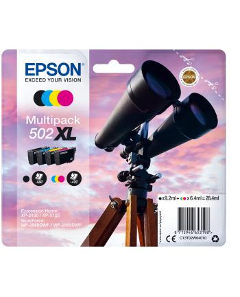 Tusz Epson CMY 6,4 ml Black 9,2 ml XP-5100