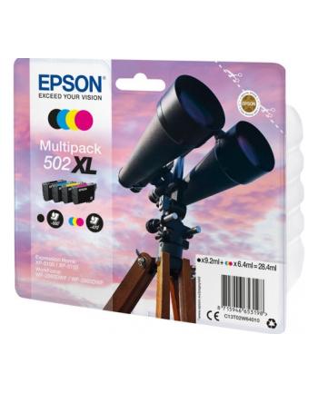 Tusz Epson CMY 6,4 ml Black 9,2 ml XP-5100 RF+AM