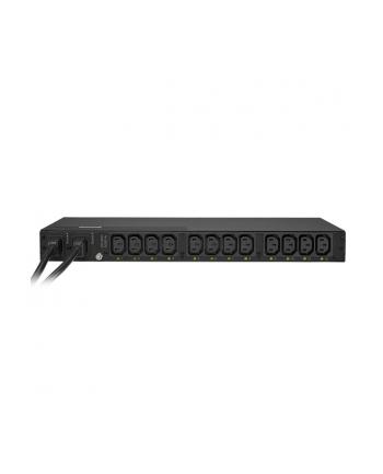 cyber power CyberPower PDU15SWHVIEC12ATNET  ;1U ; 12A ; Switched; 12 IEC-320 C13 ;SNMP LAN