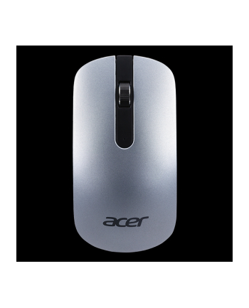 Acer Thin-n-Light Optical Mouse, Pure Silver, bulk packaging