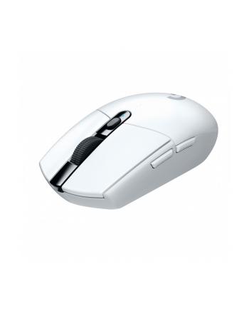 Logitech mysz gamingowa G305 LIGHTSPEED, white