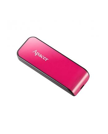 Apacer Pamięć USB AH334 16GB USB 2.0 Różowa