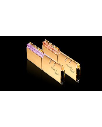 G.Skill Trident Z Royal Pamięc DDR4 32GB (2x16GB) 3000MHz CL16 1.35V XMP Złota