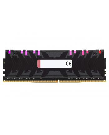 Kingston DDR4 32GB (2x16GB) HyperX Predator RGB DIMM 3000MHz CL15 black