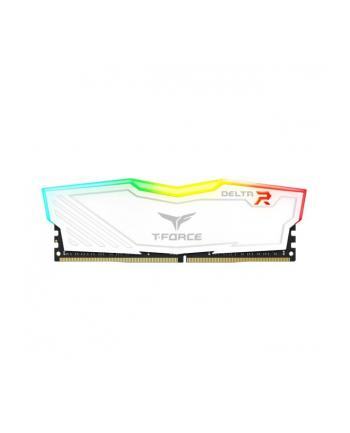 Team Group Delta RGB Pamięć DDR4 8GB 2666MHz CL15 1.2V Biała