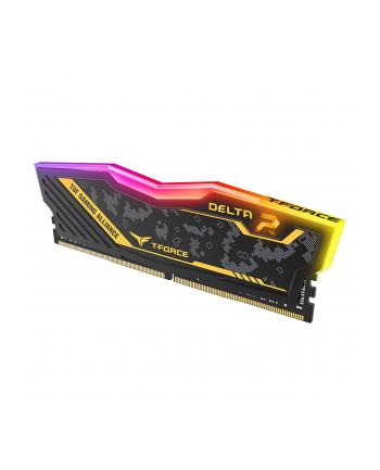 Team Group Delta TUF ASUS RGB Pamięć DDR4 32GB (2x16GB) 3200MHz CL16 1.35V
