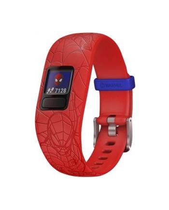 Garmin Vivofit jr. 2 Marvel (Spider-Man, Red)