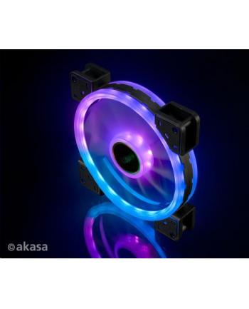 Akasa Wentylator Vegas TLY, 14cm RGB LED