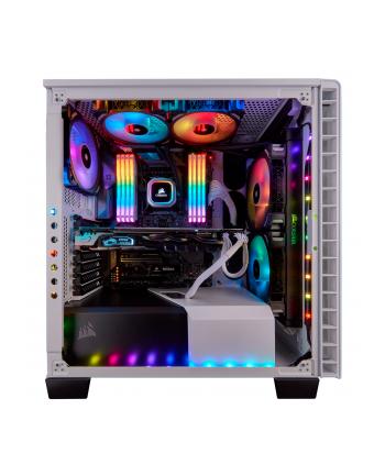 Corsair chłodzenie wodne H115i RGB PLATINUM CPU Cooler, 320mm x 140mm x 30mm