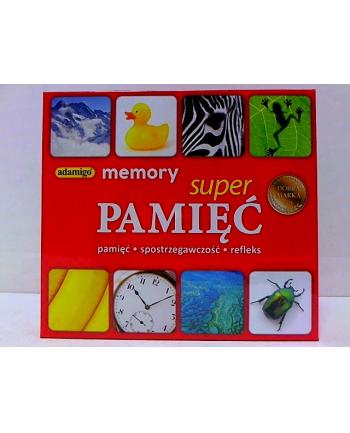 adamigo Gra memory super pamięć 01422 07363