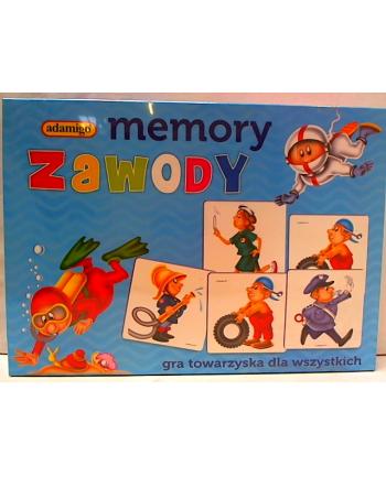 Zawody - Adamigo memory 06212  07387