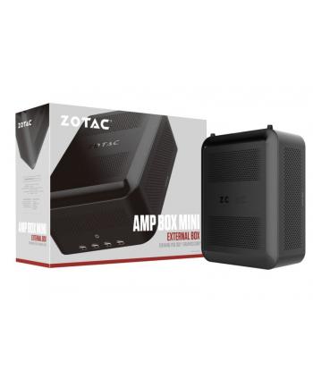 ZOTAC AMP BOX Mini, Thunderbolt 3 port, 4 x USB 3.0 port