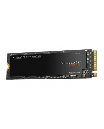 western digital WD Black NVMe SN750 SSD 2TB M.2 PCI-E 3400/2900MB/s