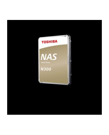 Dysk twardy toshiba N300, 3.5'', 12TB, SATA/600, 7200RPM, 256MB cache
