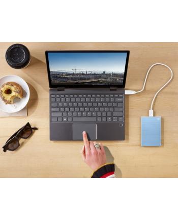 Dysk zewnętrzny Seagate Backup Plus Slim, 2.5'', 1TB, USB 3.0, niebieski