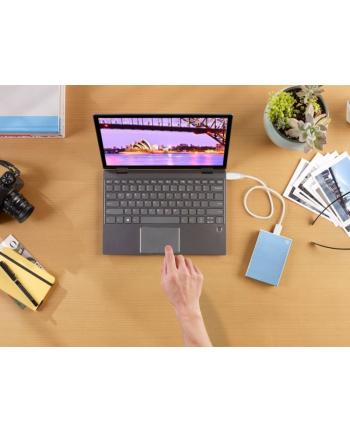 Dysk zewnętrzny Seagate Backup Plus Portable; 2,5'', 5TB, USB 3.0, niebieski