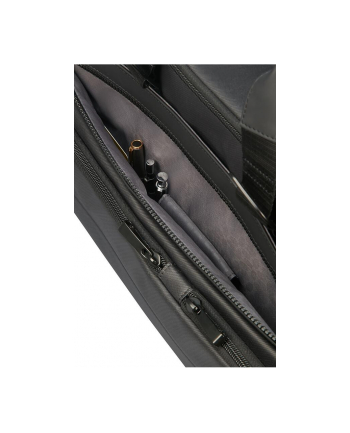 samsonite Torba CM709004 15,6''CITYVIBE 2.0 EXP,komp,kiesz, tblt, dok, czarna jak kruk