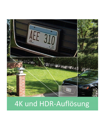 alro technologies ARLO GEN 5 - 4K UHD 2 x Camera Smart Security System WIRE-FREE (VMS5240)