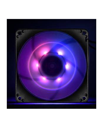 Silverstone Wentylator FW Series SST-FW124-ARGB 120mm PWM Quiet, ARGB LED