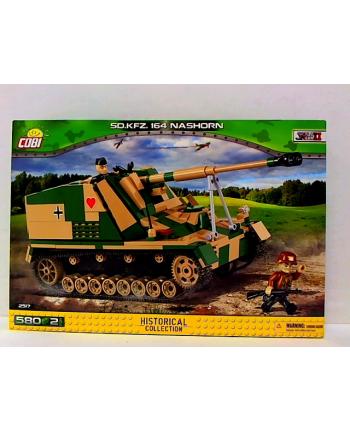 COBI SMALL ARMY SD KFZ Hashorn 575kl 2517