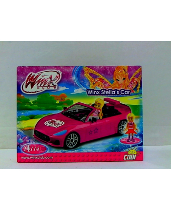 COBI WINX Stella's Car 114kl 25088