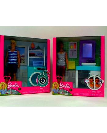 mattel Barbie Ken domowe zajęcia FYK51 /3