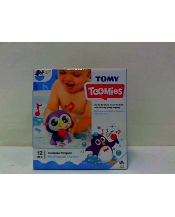 TOMY kąpielowy pingwin E72724