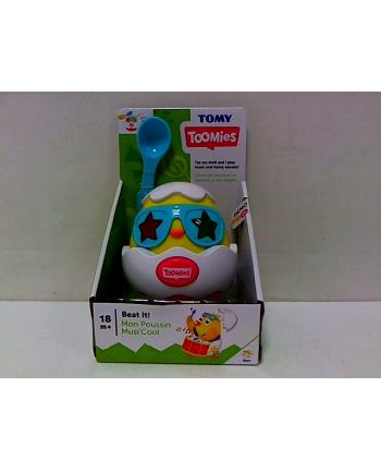 TOMY Toomies Beat It - grające jajko E72816