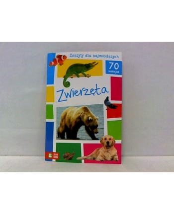 zielonasowa Zeszyty dla najmłodszych zwierzęta 58.11.1