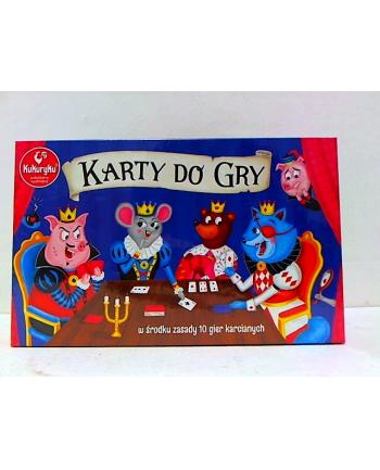 ami-promatek Karty do gry 54 junior - zestaw 63605
