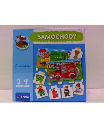 granna Gra SAMOCHODY 03536