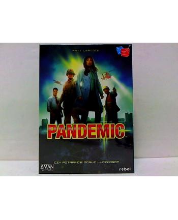 Rebel gra Pandemic (edycja polska) 12747