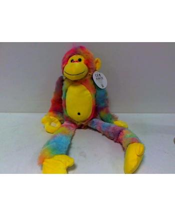 symag-llorens TOI TOYS pluszowa małpka z rzepami 75780Z