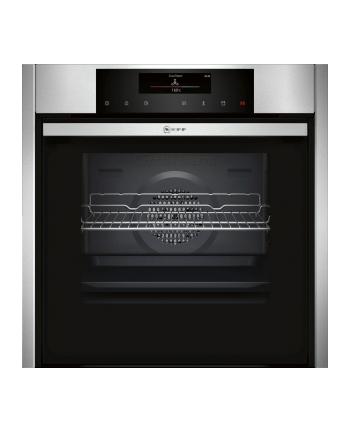 Neff BFT 4664 N A+ - srebrny - kuchenka