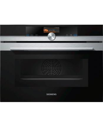 Siemens CM636GNS1 kolor: czarny/srebrny