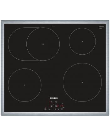 Siemens EH645BFB1E kolor: czarny - płyta grzewcza