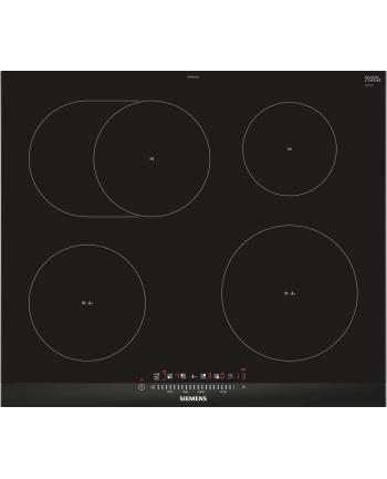 Siemens EH675FFC1E kolor: czarny - płyta grzewcza