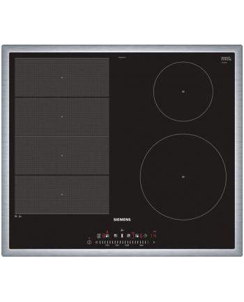 Siemens EX645FEC1E kolor: czarny - płyta grzewcza