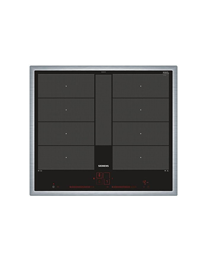 Siemens EX645LYC1E - kolor: czarny - płyta grzewcza główny