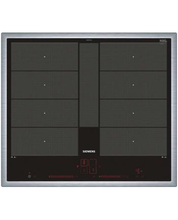 Siemens EX645LYC1E - kolor: czarny - płyta grzewcza