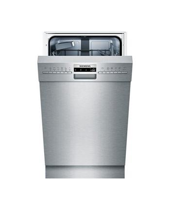Siemens SR436S07IE A++ srebrny