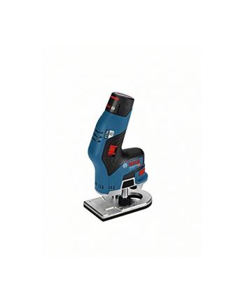 bosch powertools Bosch GKF 12V-8 Professional - 12Volt - Milling Machine - niebieski / kolor: czarny - 2x Li-ion rechargeable 3.0Ah
