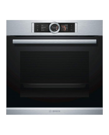 Bosch BackO HBG676ES6 A+ silver - Home Connect