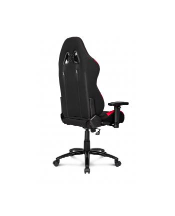 AKRacing Core EX - kolor: czarny - Fotel gamingowy/czerwony