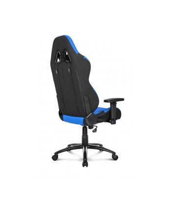 AKRacing Core EX - niebieski/kolor: czarny